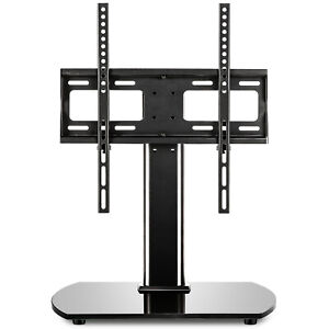Universal Tabletop TV Stand with Swivel Mount for 27 55 inch TVs
