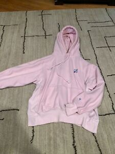 Nelk Boys Pink Hoodie First Drop RARE 1 250 Small $499.99
