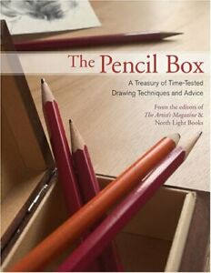 PENCIL BOX: A TREASURY OF TIME-TESTED DRAWING TECHNIQUES AND Excellent Condition