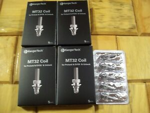 Authentic Kanggertech MT32 Single Coils2  4 Boxes 20 pcs