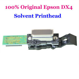 Epson DX4 Eco Solvent Print head 100% New and 100% Original for RS 640 SC 540 $572.85