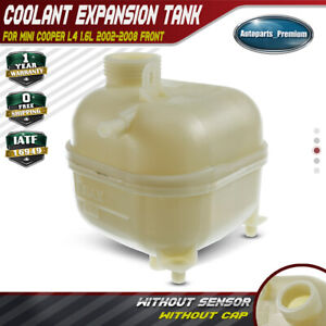 Coolant Expansion Tank Reservoir without Cap for Mini Cooper 2002-2008 603-331