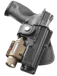 Fobus RBT19 Paddle Holster Smith & Wesson M&P 9mm & .40 Cal, M&P Pro, SD9VE