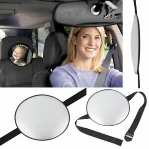 Car Mirror for Baby Front View Car Back Seat Vision Infant Rear Ward Safty