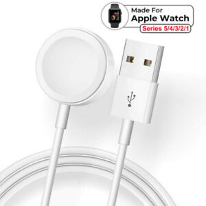 Magnetic Charger USB Cable Charging Dock For Apple Watch iWatch Series 4321
