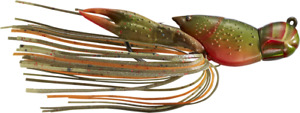 Live Target Hollow Body Craw Jig ICAST 2018 Best Freshwater Lure Bass Lure