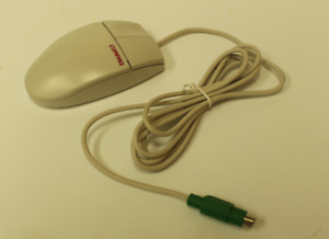 GENUINE COMPAQ PS 2 M S34 COMPUTER MOUSE 2 BUTTON NEW FAST SHIPPING