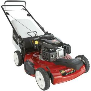 NEW!! TORO 22 in. Kohler Low Wheel Variable Speed Gas Walk Behind Self Propelled