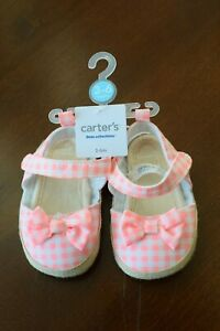 Carters Espadrille Sandal Baby Shoes $6.95
