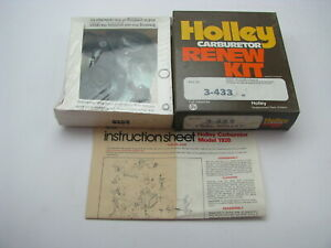 Holley 1920 Carburetor For Sale
