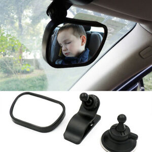 USA Car Baby Back Seat Rear View Mirror Fit for Infant Child Toddler Safety View