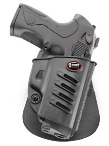 Fobus BRS Paddle Concealed Carry Holster Smith & Wesson M&P Shield .45cal
