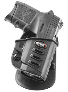 Fobus SWBG Paddle Concealed Carry Holster Smith & Wesson Bodyguard 380