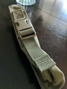 Eagle Industries SFLCS Khaki Tan Buckle Pop Flare Pouch SILENCER MLCS NSW