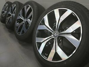18-inch Summer Wheels Original VW Passat 3G B8 Moscow Design 3GD601025B (B167)