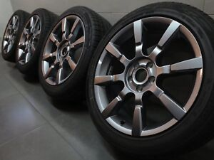 18 Inch Original Summer Wheels VW Beetle 5C Passat 3G Disc Design 5C0601025H