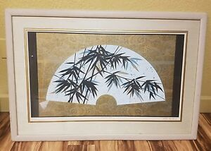 Big 42 x 28 Lithograph COLLEEN ROWLAND SIGNED NUMBERED