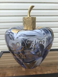 Large LOLITA LEMPICKA  Perfume Bottle GIANT DISPLAY Factice Bottle