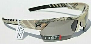 UNDER ARMOUR Igniter 2.0 Sunglasses Realtree CamoGray NEW Hunting $110