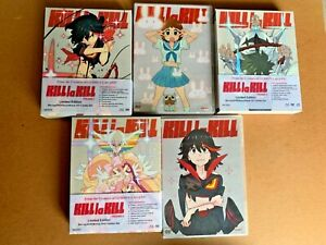 Kill La Kill Complete Series Region A