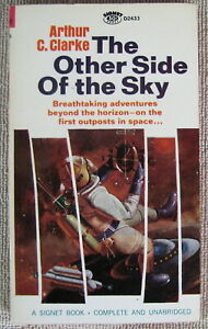 The Other Side Of The Sky by Arthur C. Clarke PB 2nd Signet D2433