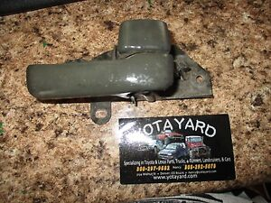 AS IS 92 96 Toyota Camry Right Front Door Inner Interior Handle GRAY YOTA YARD $10.00