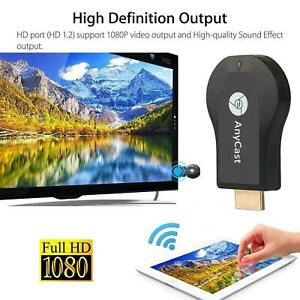 AnyCast M4 M9 Plus M100 WiFi Display Dongle 2.4G Media Player Streamer TV Cast