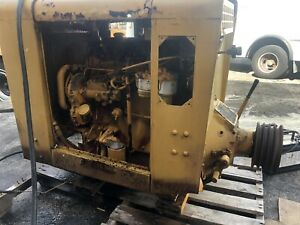 Perkins 4.236 diesel engine power unit PTO Recent Inframe Rebuild