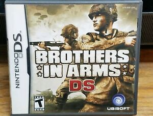 Brothers in Arms (Nintendo DS) Complete