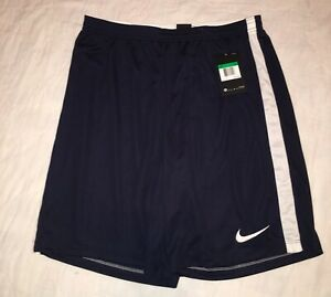 NEW Men's Nike Dri-Fit Shorts Size XL NWT Nike Dry Athletic Navy Blue No Liner
