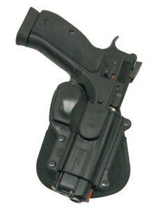 Fobus 75D Paddle Concealed Carry Holster Black Canik55 TP9 or Tri-Star T-120 9mm