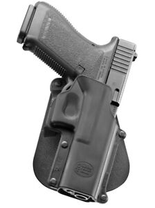 Fobus GL-3 Paddle Concealed Carry Holster Glock 20, 21, 21SF, 37, 41, ISSC M22