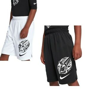 Nike Boy's Dri-Fit Football Graphic Loose Fit Youth Shorts - NWT