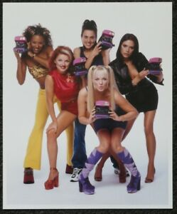 The Spice Girls 1997 Ultra Rare Large Original Publication Photo