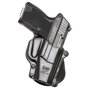 Fobus KTP11 Standard Holster for Kel-Tec P-11 9mm and .40 Ruger EC9s and LC380