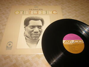 The immortal Otis Redding 1968 ATCO LP Super Nice Condition