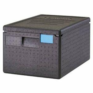 Cambro GoBox EPP180SW Insulated Top Loader Food Carrier 3 Pack $155.31