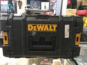 DEWALT DRILL AND IMPACT SET W 3 BATTERIES 1 CHARGER AND BITS $200.00