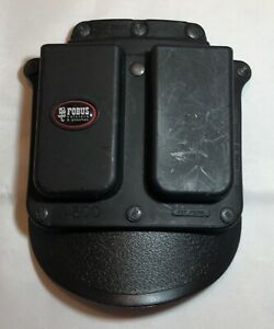 FOBUS BELT MAG POUCH for 1911 & 45ACP SINGLE STACK MAGS - preowned