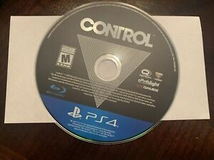 Control PlayStation 4 PS4 - DISC ONLY