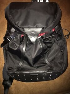 NWT $250.00 Under Armour PRO Series Cam Newton Backpack Men's Bag Black