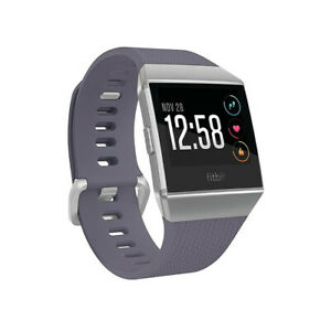 Fitbit Ion Intelligent Fitness Charging Watch Wireless Bluetooth GPS Activity (S