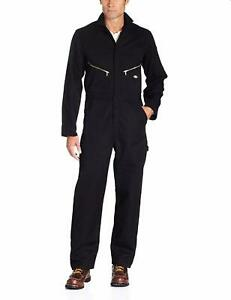 Dickies Men's 7 12 Ounce Twill Deluxe Long Sleeve Coverall - Choose SZColor