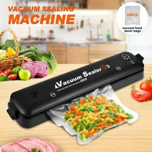 Commercial Vacuum Sealer Machine Seal a Meal Food Saver System With Free Bags $23.00