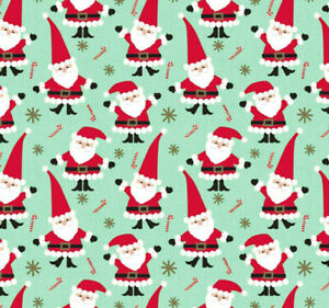 The Gift Wrap Company 8#x27; Gift Wrap Roll Silly Santa 76 3628