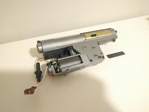Airsoft G&G F2000 Gearbox  with Dean's connection