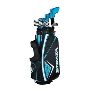 2019 Callaway STRATA PLUS 14 Piece Complete Set wBag Womens Right Hand