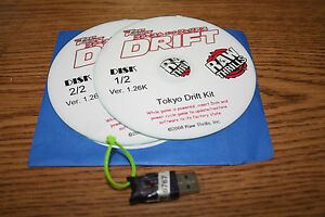 FAST & FURIOUS DRIFT CONVERSION KIT RAWTHRILLS DONGLE AND RECOVERY DISKS