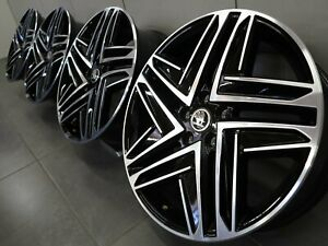 19 Inch Rims Skoda Kodiaq NS7 5FJ601025A Wheel Rim Set Exclusive Design