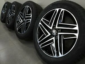 19 Inch Winter Tyres Skoda Kodiaq NS7 5FJ601025A Exclusive Design Rims (G18)
